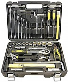 Estuche herramientas 41piezas C/Vasos Hexag. 1/2
