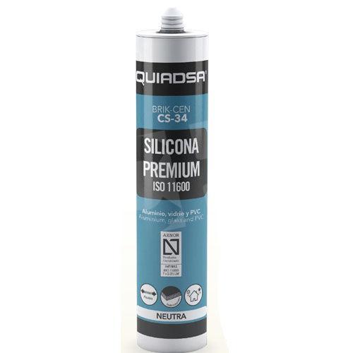 Sellador Silicona Neutra ROJO RUBI RAL 3003(CS-34)